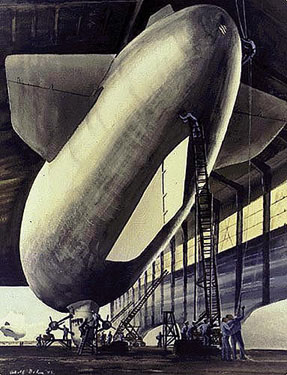 Airships at War